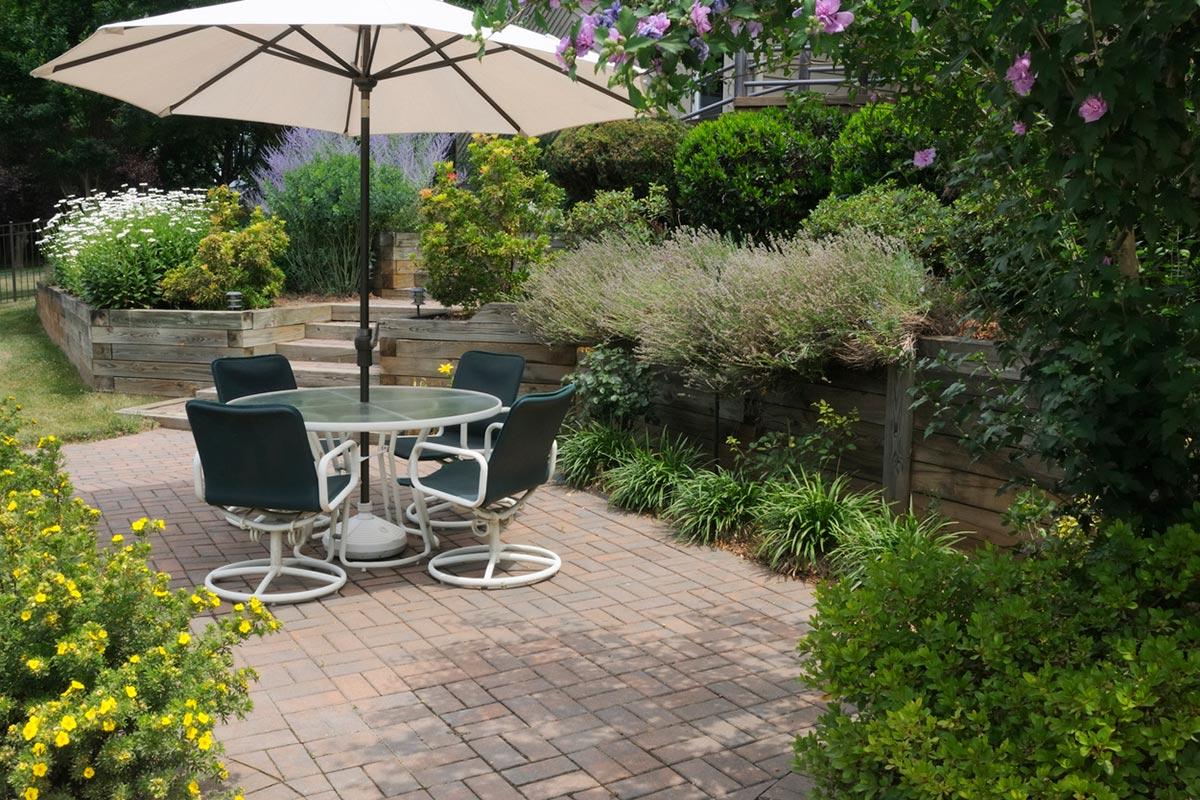 eugene patio backyard landscape contractor