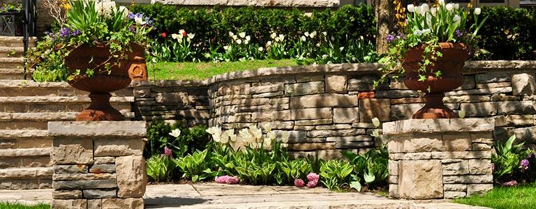 Eugene retaining walls